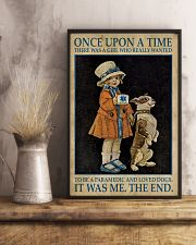 Paramedic Once Upon A Time There Was A Girl 11x17 Poster lifestyle-poster-3