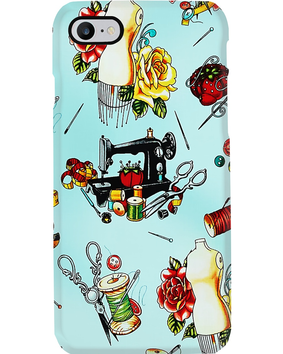 Sewing Tools Vintage Phone Case