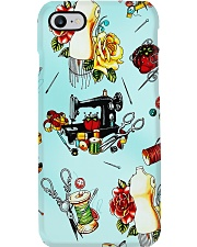 Sewing Tools Vintage Phone Case i-phone-7-case