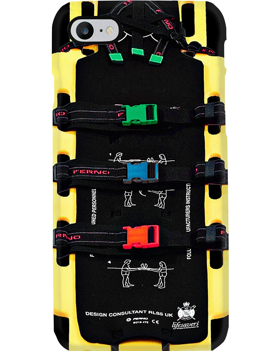 Paramedic Stretcher Phone Case
