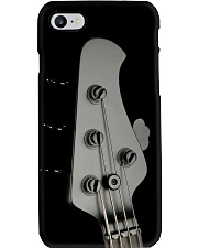 Bass Guitar Black Head Phone Case i-phone-7-case
