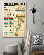 Phlebotomists Knowledge 11x17 Poster lifestyle-poster-1