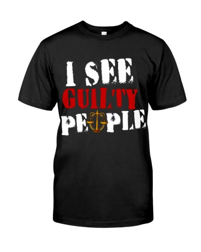 Paralegals see guilty people