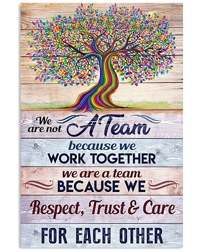 Social Worker We Are Not A Team