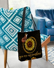 Otter You are my sunshine All-over Tote aos-all-over-tote-lifestyle-front-01