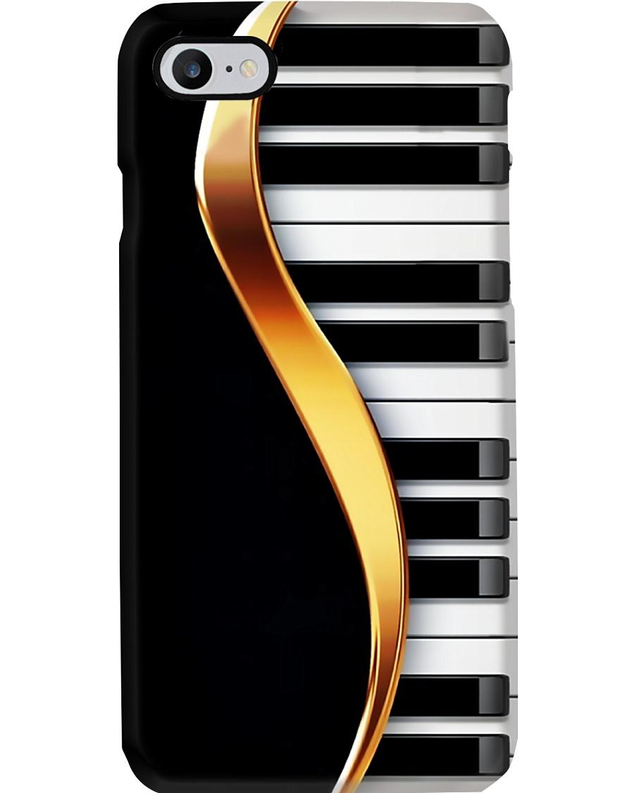 Pianist Keys Phone Case