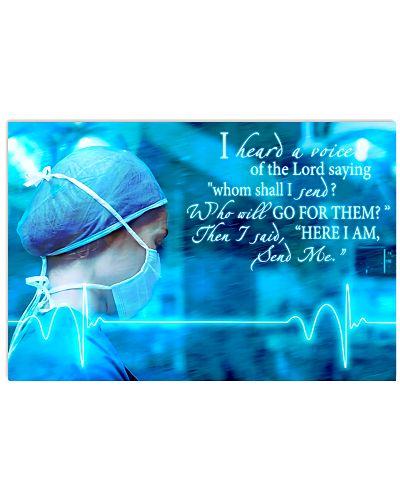 Surgeon Here I Am Send Me