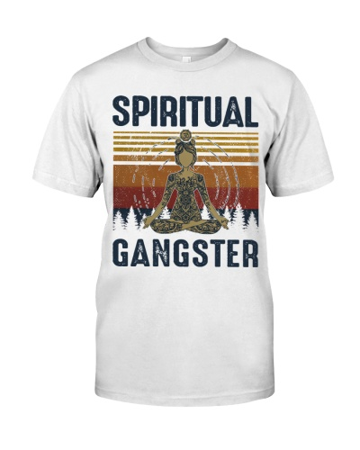Yoga Spiritual Gangster