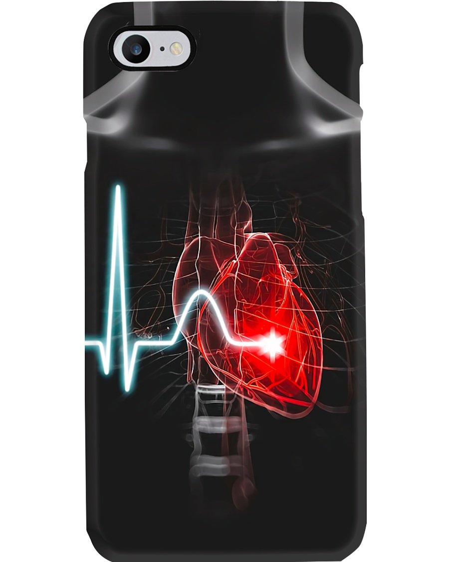 Heartbeat Cardiologist  Phone Case