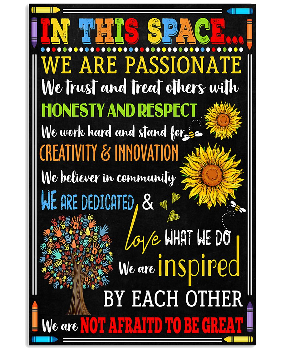 Social Worker In this space Poster 11x17 Poster