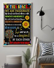 Social Worker In this space Poster 11x17 Poster lifestyle-poster-1
