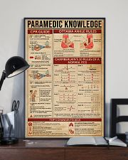 Paramedic Knowledge 11x17 Poster lifestyle-poster-2