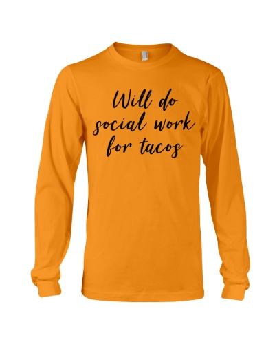 Social Worker Will Do Social Work For Tacos
