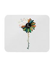 Massage Therapist Colorful Sunflower Mousepad thumbnail
