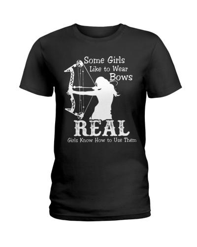 Archery Some Girls Like To Wear Bows