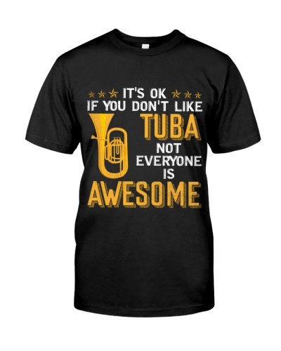 Tubist Relax Tuba player is here