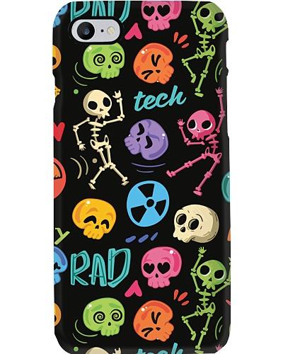 Radiologist Colorful Radiology Skeleton Icons