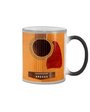 Guitarist Special Gift  Color Changing Mug tile