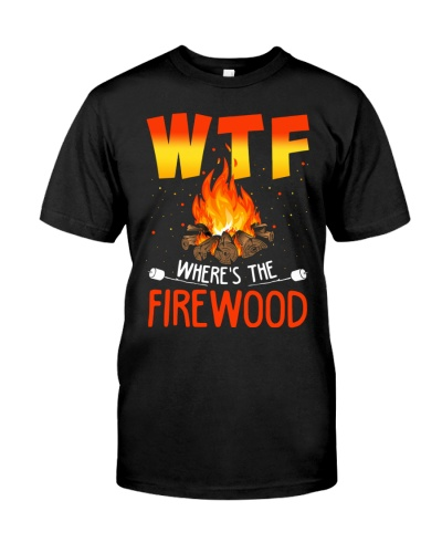 Where's The Firewood Camping