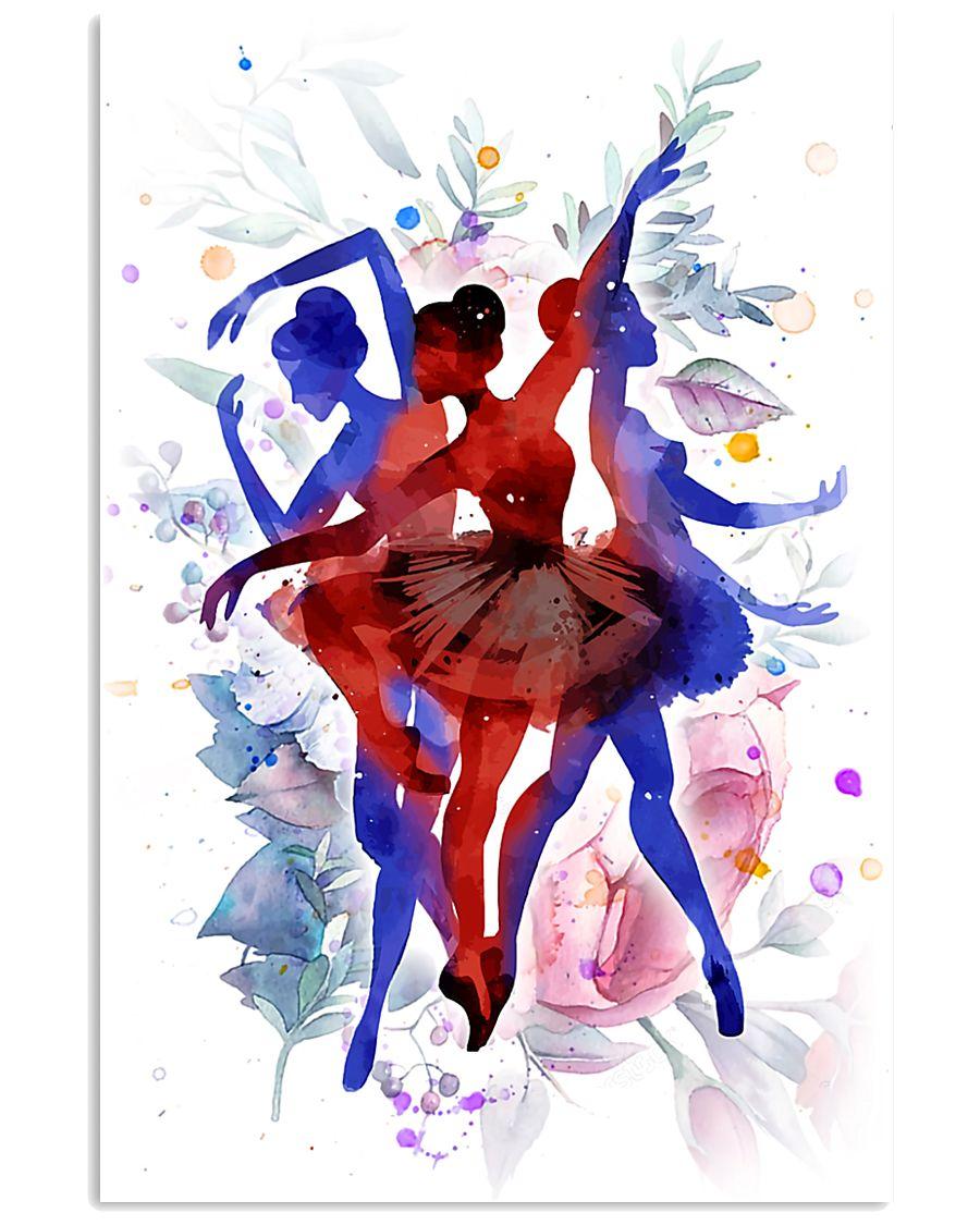 Ballet Ballerina Gift 11x17 Poster