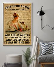 Ballet Dancer Once Upon A Time 11x17 Poster lifestyle-poster-1