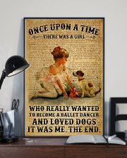 Ballet Dancer Once Upon A Time 11x17 Poster lifestyle-poster-2