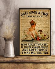 Ballet Dancer Once Upon A Time 11x17 Poster lifestyle-poster-3