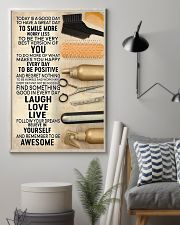 Hairdresser Today Is A Good Day 11x17 Poster lifestyle-poster-1