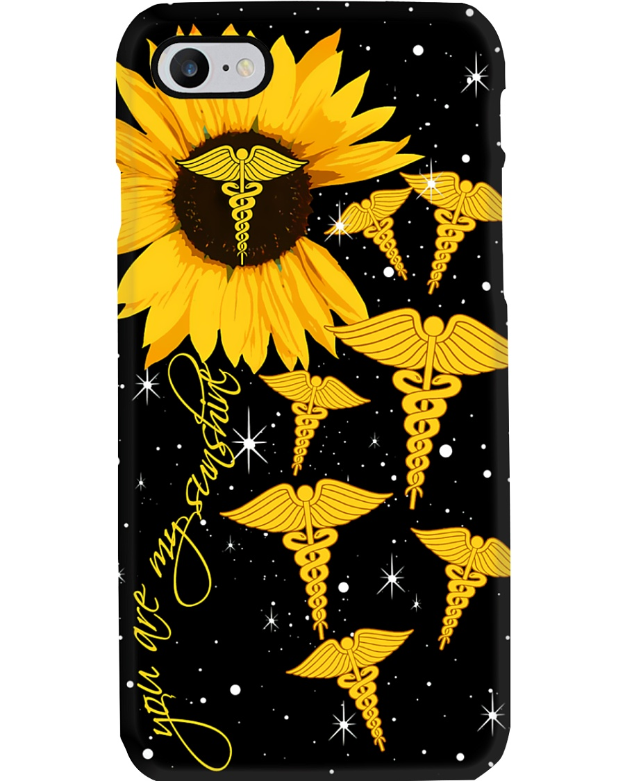 Medical Assistant - You are my sunshine Phone Case