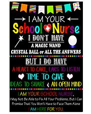 I am your school Nurse Poster 11x17 Poster front