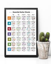 Essential Guitar Chords 11x17 Poster lifestyle-poster-8