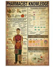Pharmacist Knowledge 11x17 Poster front