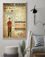 Pharmacist Knowledge 11x17 Poster lifestyle-poster-1