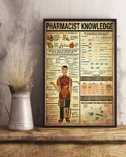 Pharmacist Knowledge 11x17 Poster lifestyle-poster-3