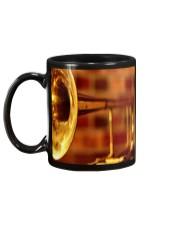 Trombone Gold Mug back