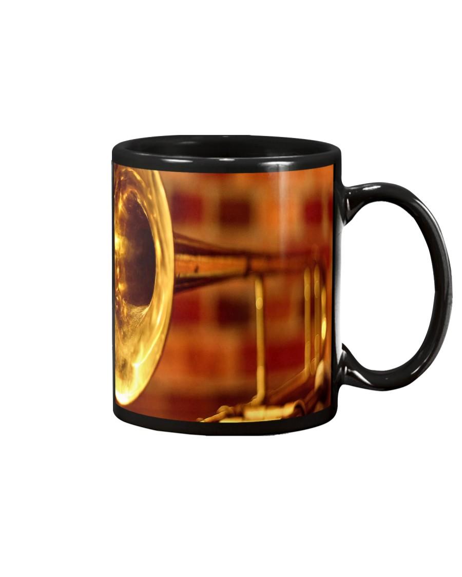 Trombone Gold Mug