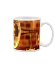 Trombone Gold Mug tile