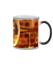 Trombone Gold Color Changing Mug thumbnail