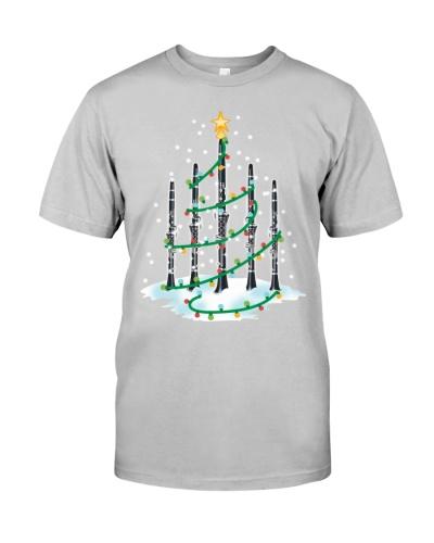 Christmas Tree Clarinet Instrument
