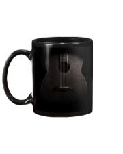 Guitar Instrument  Mug back