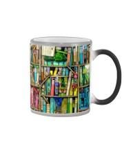 Fairy Book Houses Color Changing Mug thumbnail