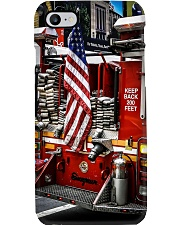 Firefighter Fire Truck Phone Case i-phone-7-case