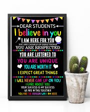 Teacher Dear Students 11x17 Poster lifestyle-poster-8