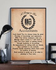 A Prayer for Accountants 11x17 Poster lifestyle-poster-2