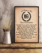 A Prayer for Accountants 11x17 Poster lifestyle-poster-3