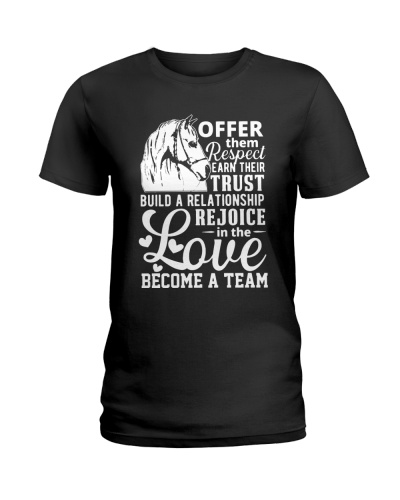 Horse Girl - Become a team