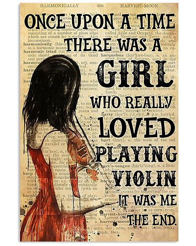 Violin Once Upon A Time