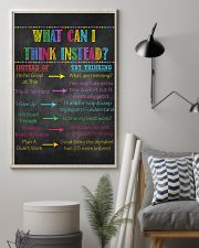Think Instead Teacher  11x17 Poster lifestyle-poster-1