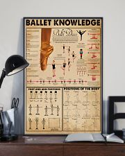 Ballet Knowledge  11x17 Poster lifestyle-poster-2