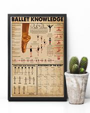 Ballet Knowledge  11x17 Poster lifestyle-poster-8